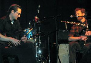 with Anthony Santoro (2010)