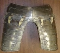 real medieval full plate armor in fantasy books, novels and movies