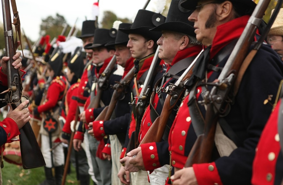 How to Load and Fire a Musket or Flintlock Pistol (explained briefly with appropriate jargon)