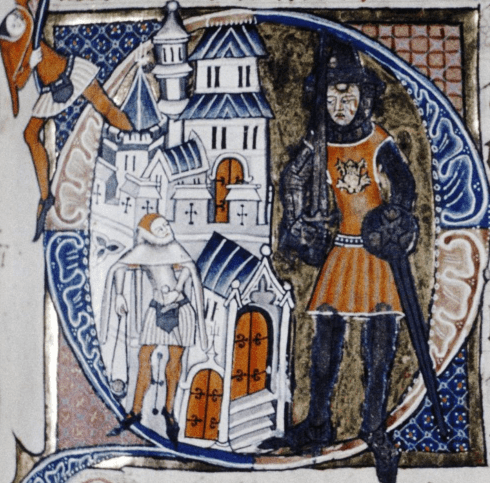 What is Medieval Fantasy for Adults? (not for kids)