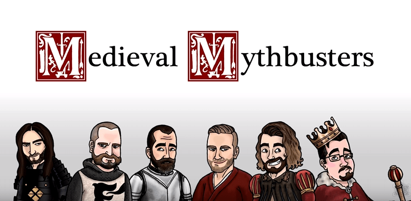 Medieval Mythbusters: 9 YouTube Channels To Make You Never Look At Medieval Fantasy The Same Way Again