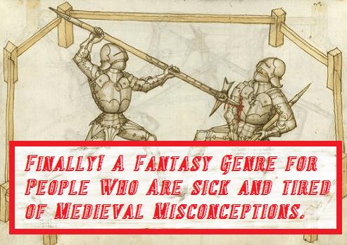 realistic fantasy books