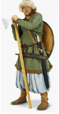 realistic viking armor