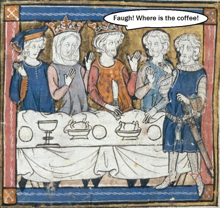 """Did People Eat """"Breakfast"""" in Medieval Times?"""