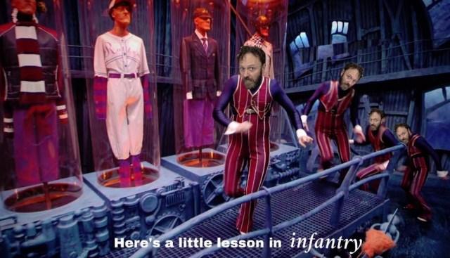 lindybeige comedy joke and pun