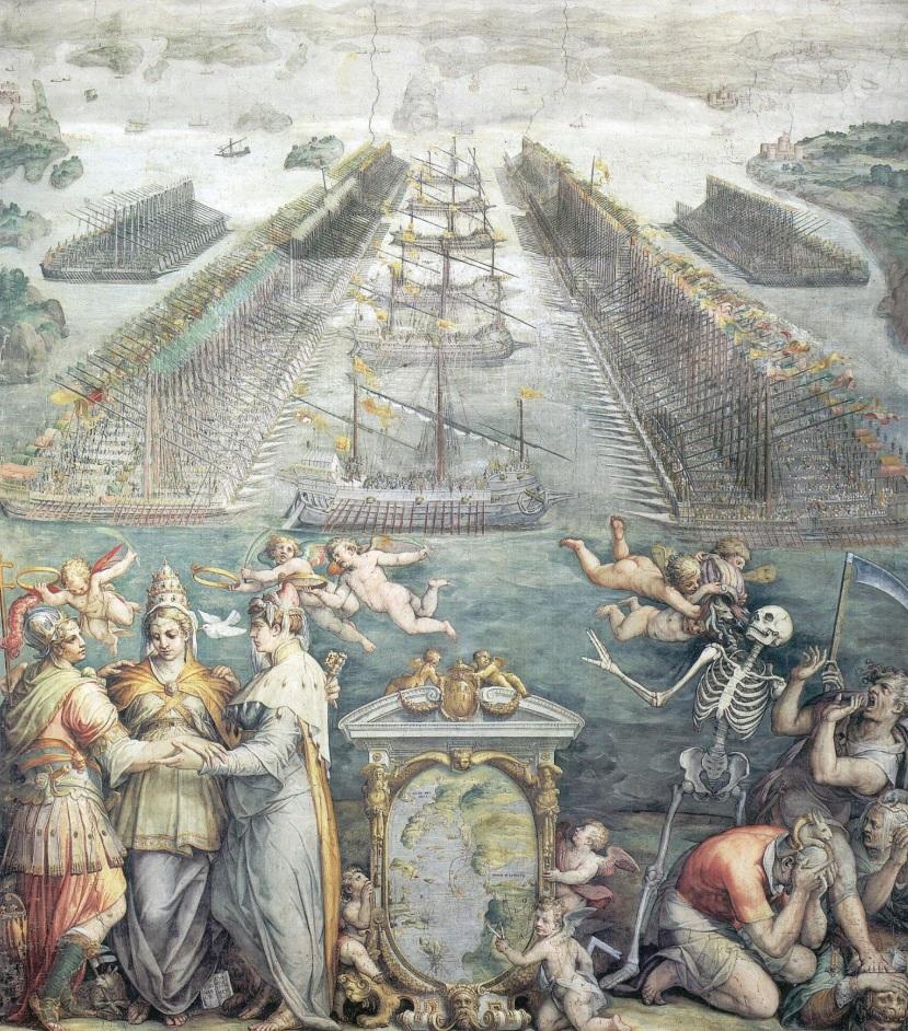 early modern warfare in the Mediterranean