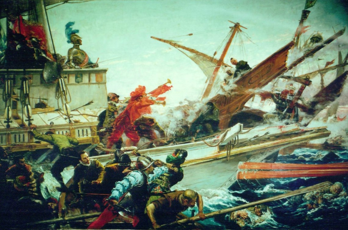 early modern naval warfare