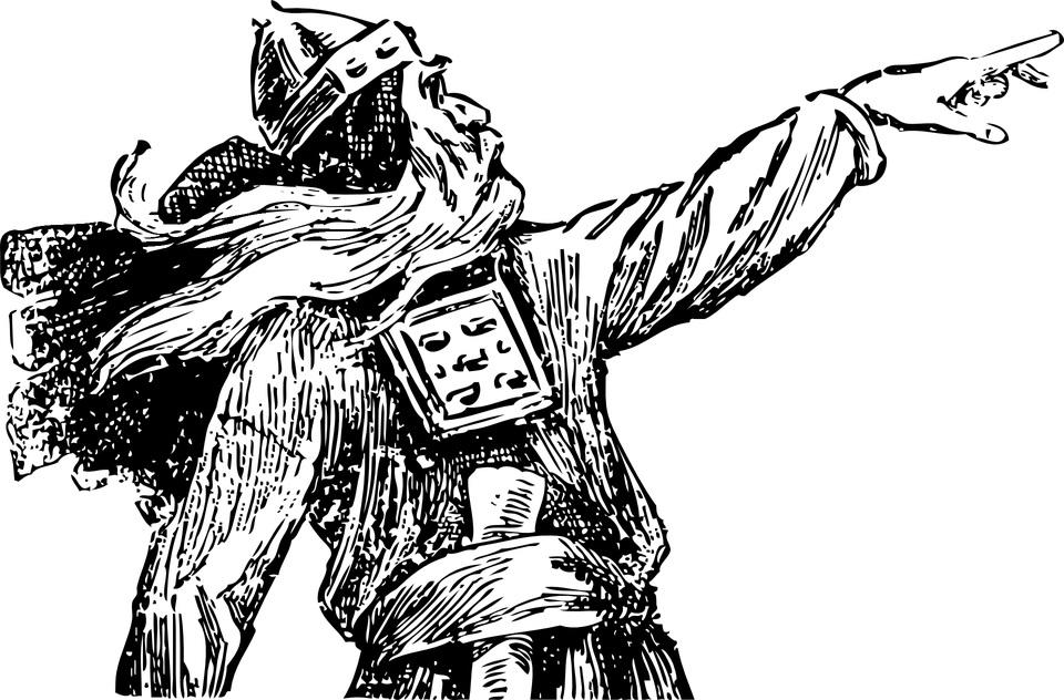 medieval hero