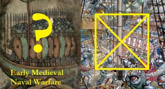 medieval maritime warfare material culture