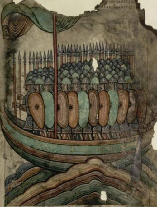 dark age naval warfare facts and tactics