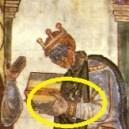 medieval wristlet