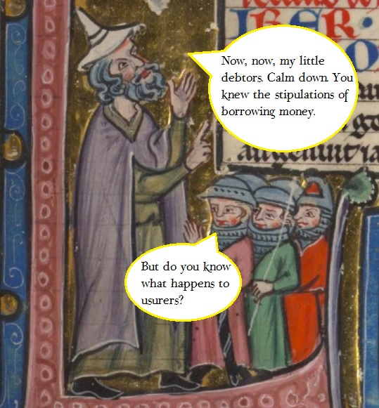 Riba vs. Usury in Medieval Times (and my opinion)