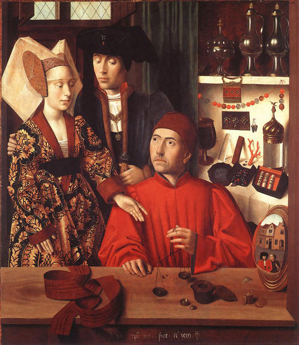 medieval finance baking and money-changing facts