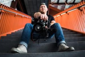 Tim Robbins Raleigh, NC Videographer
