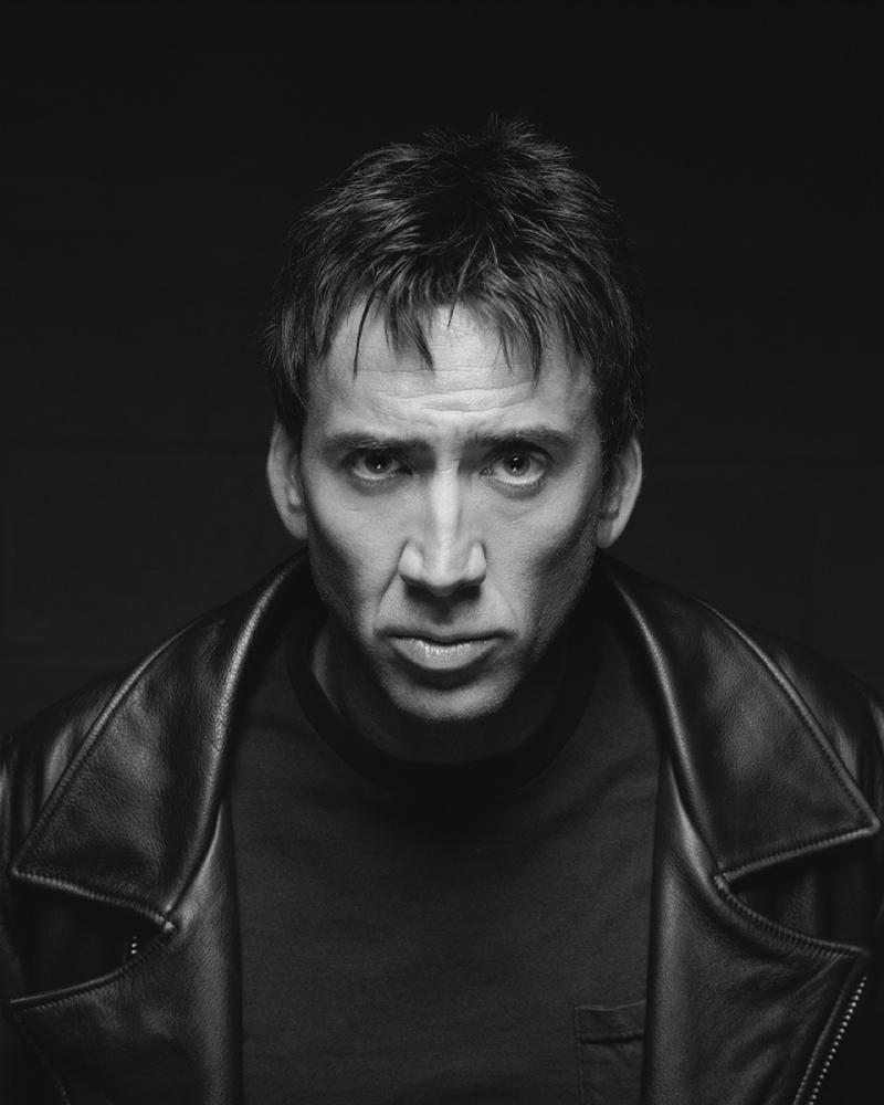 Nicolas Cage Timothy White