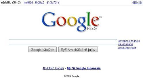 Google-H4x0r
