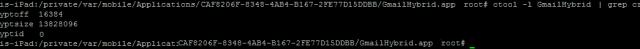 Figure 9 Show Unencrypted