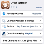 Changes in Cydia 1.1.15