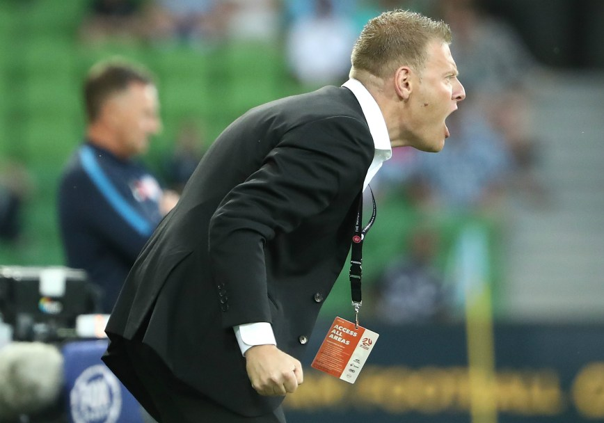 How Josep Gombau has already evolved the Western Sydney Wanderers