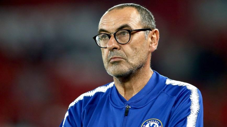 Chelsea finding the third man under Maurizio Sarri