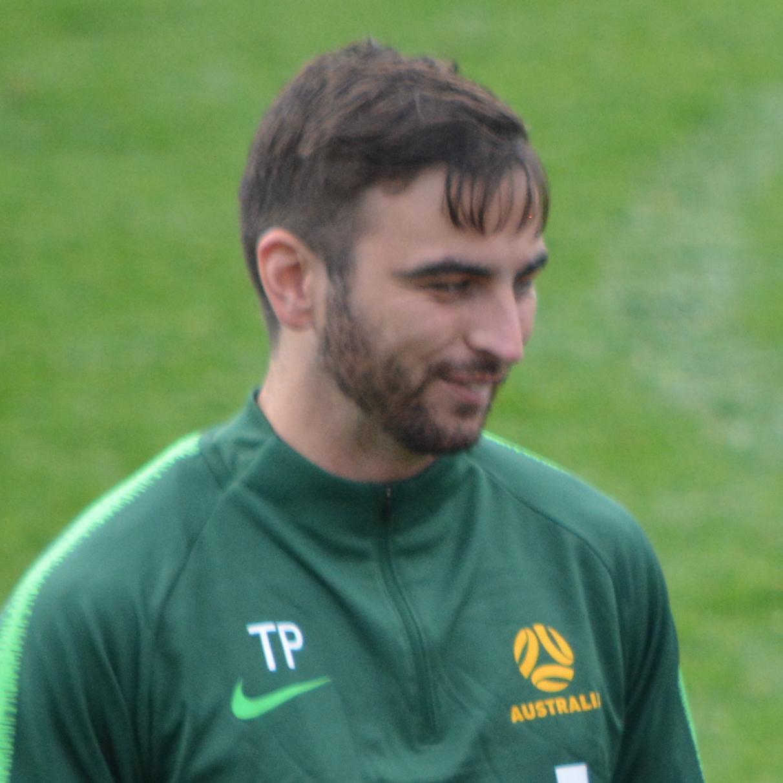 Tim Palmer Football