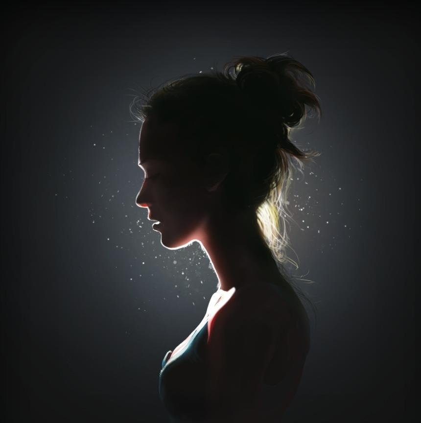 Portrait Lighting Loop