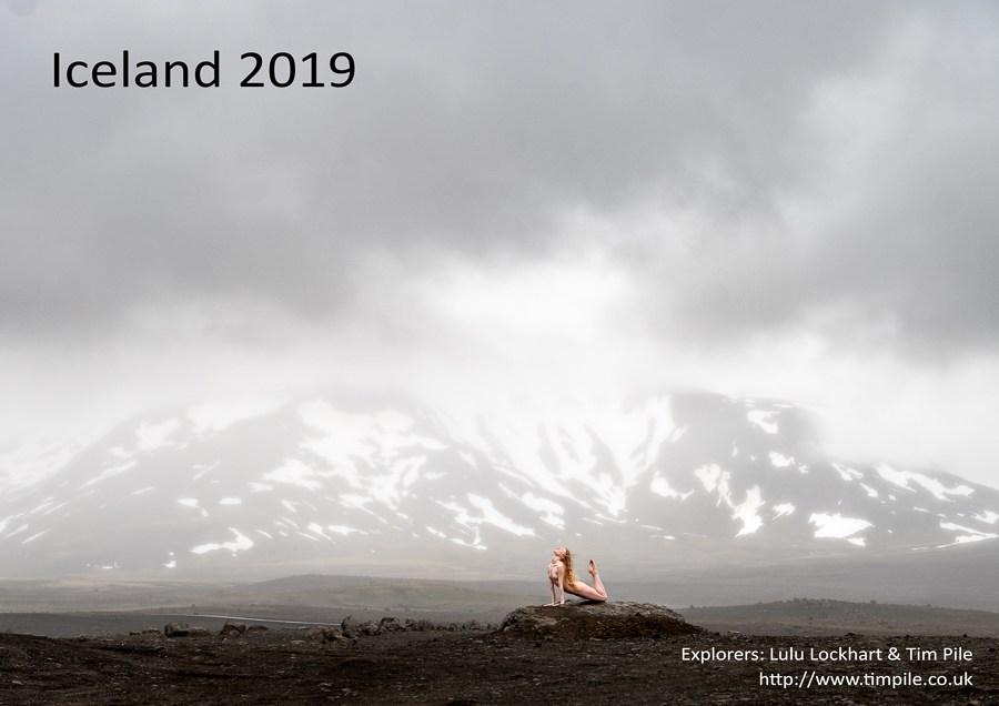 Iceland 2019 Calendar