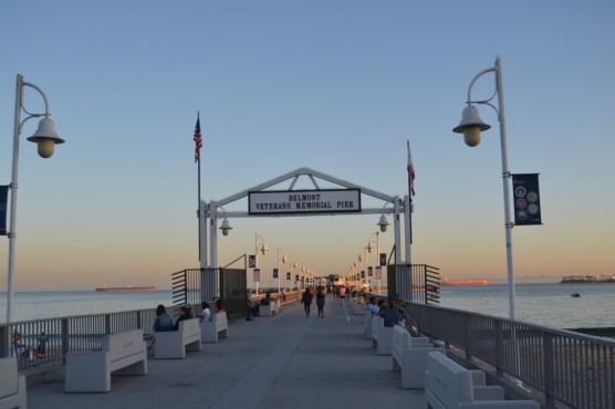 Veteran's Pier--Long Beach