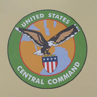 US Central Command Logo