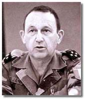 Lieutenant General Bernard Janvier, the French commander of UN forces in the former Yugoslavia