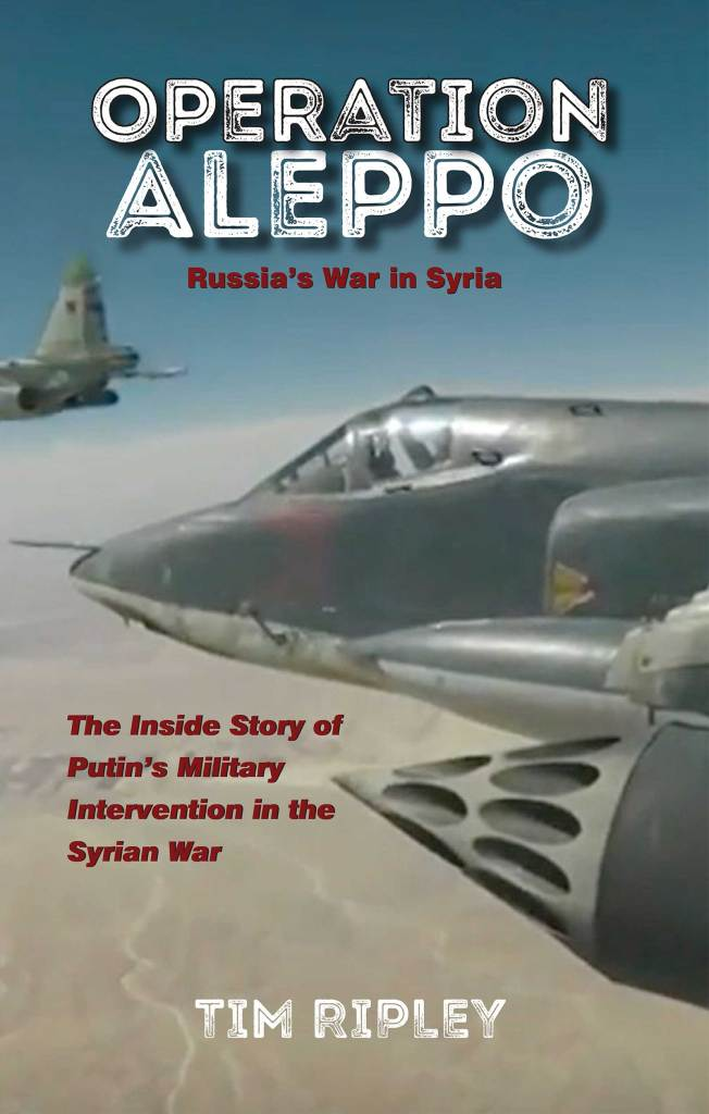 Operation Aleppo - Cover