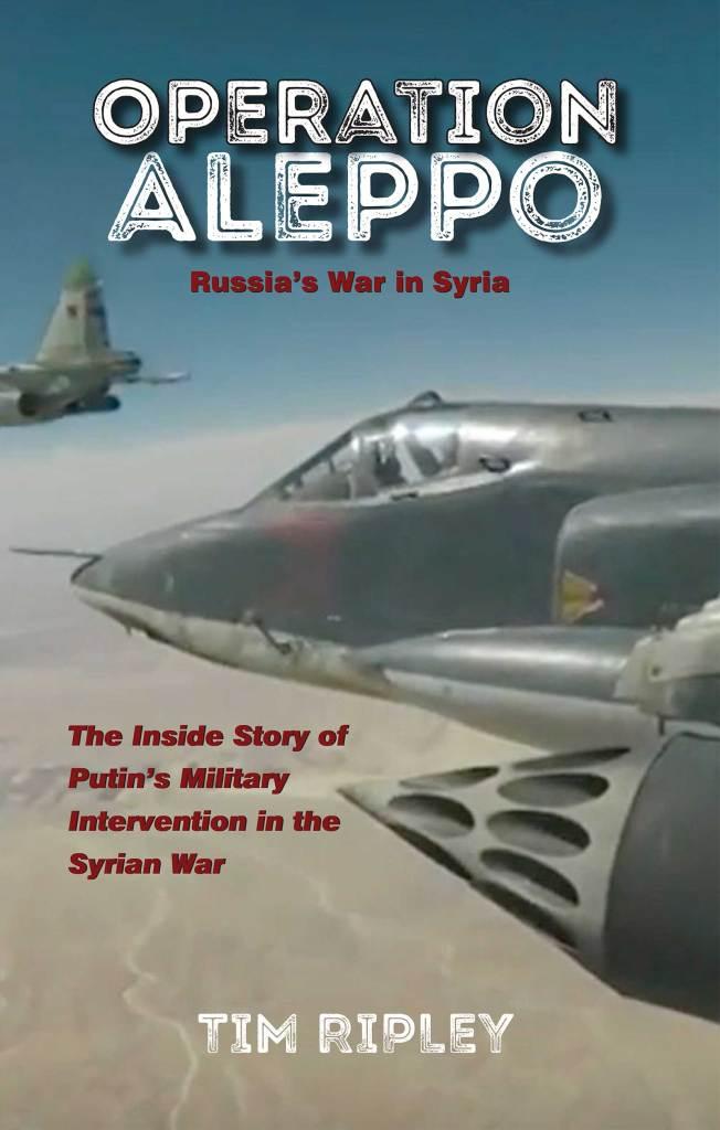 Operation Aleppo - Cover