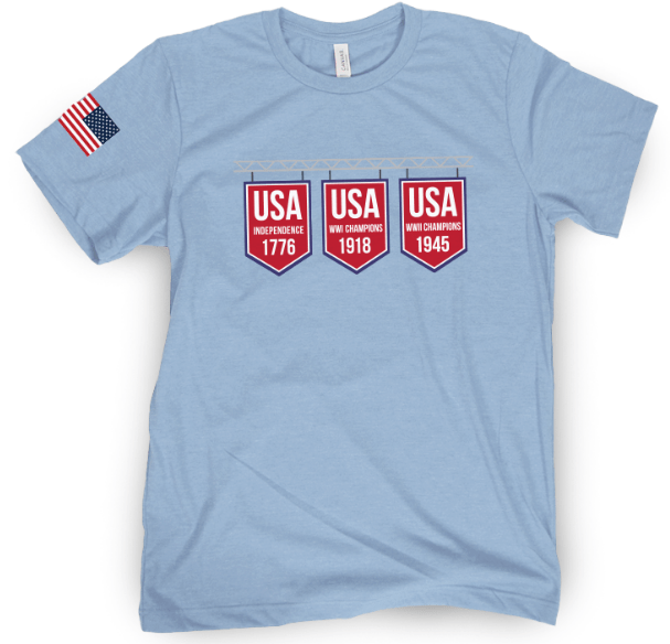 4th Of July Funny T Shirts Warning Prepare To Be Offended