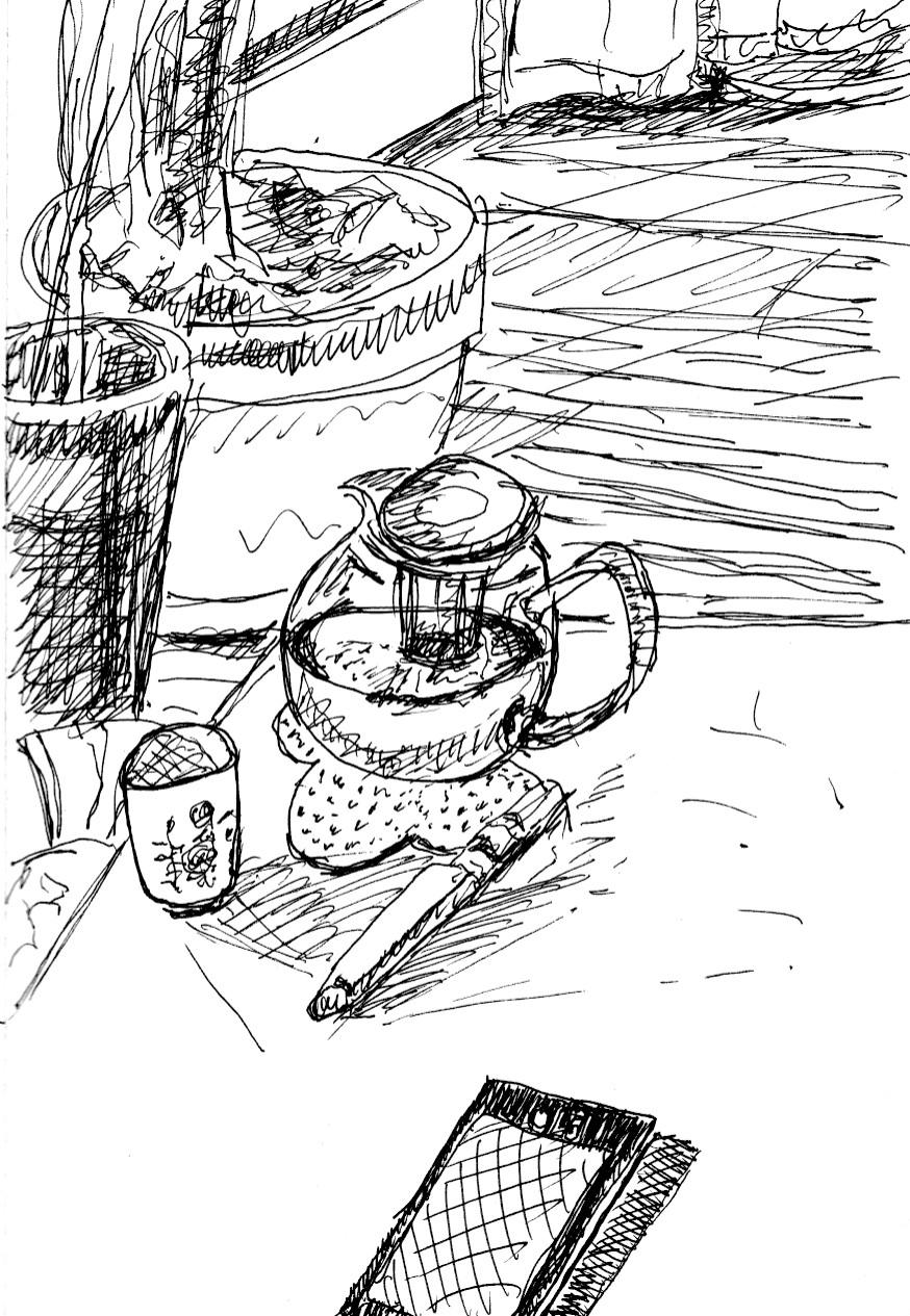 tea-pot