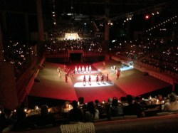 Xcaret Mexico Mayan Celebration New Baktun 12-22-12