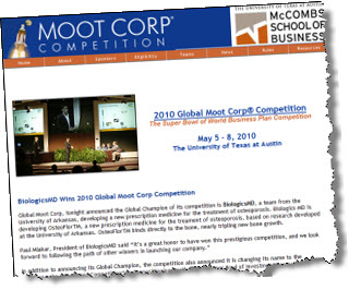 Moot Corp