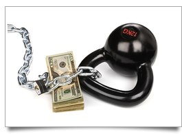 cash ball and chain