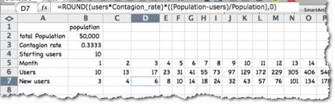Contagion Model
