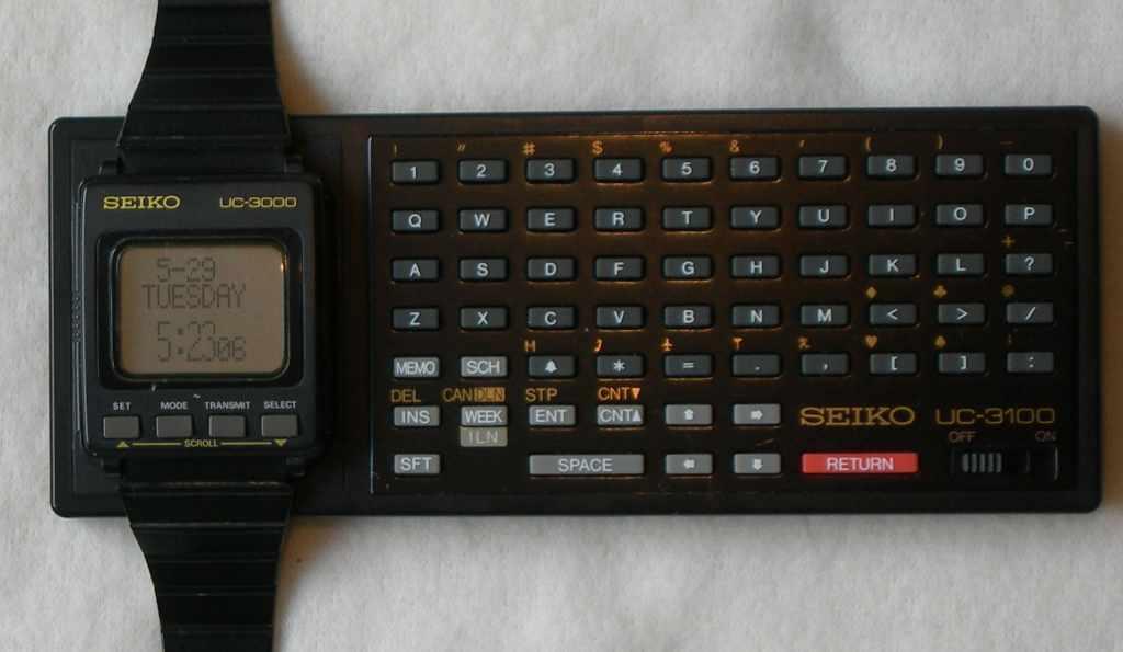 Seiko UC-3000