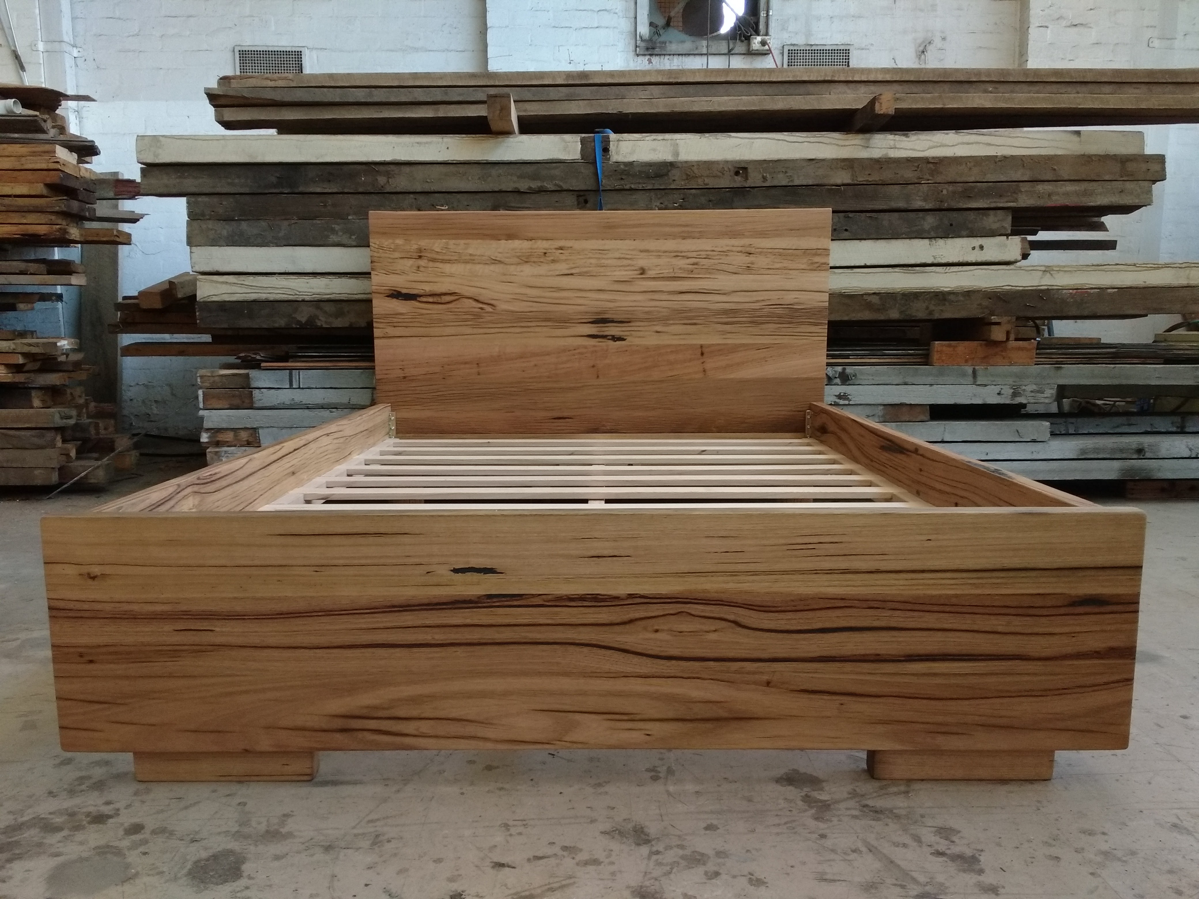 Recycled Timber Bed Frames And Furniture Tim T Design