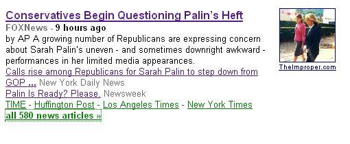 Fox News Story on Google
