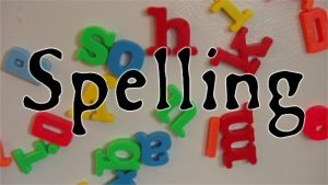 Spelling Image