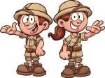 Explorers Clipart