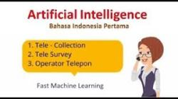 Artificial intelligence indonesia, Ricky S. bahasa
