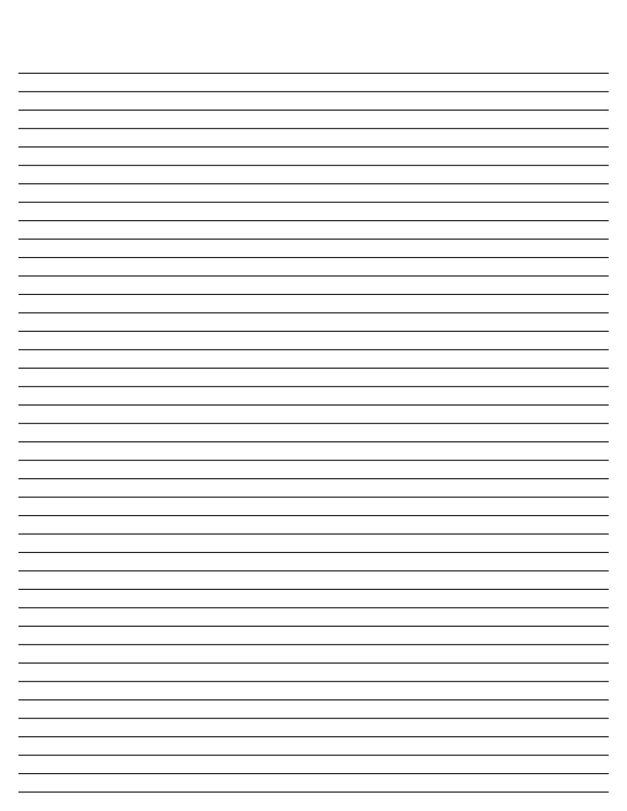Search Results For Elementary Lined Writing Paper