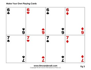 Playing Card Templates