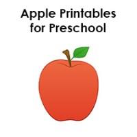 apple printables