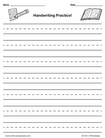 handwriting-paper-black-and-white