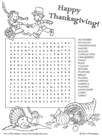 thanksgiving-word-search-black-and-white