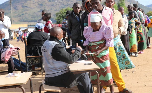 Millions of Malawians Vote in Rerun of 2019 Presidential Poll